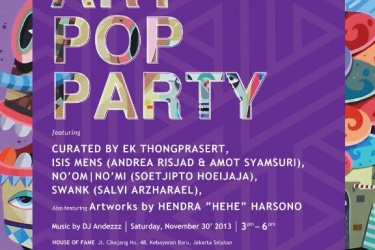 Art Pop Party