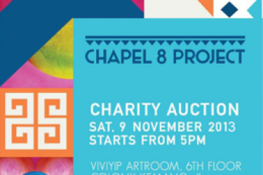 Charity Auction Chapel 8 Project
