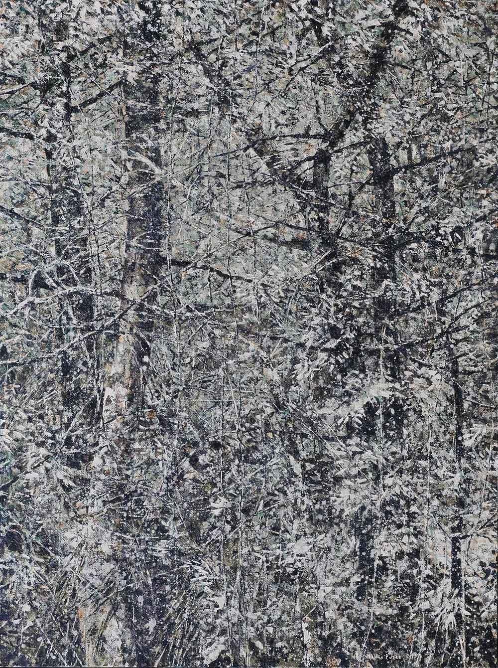 1BELUKAR-#2,-acrylic-on-jute,-200x150-cm,-2015
